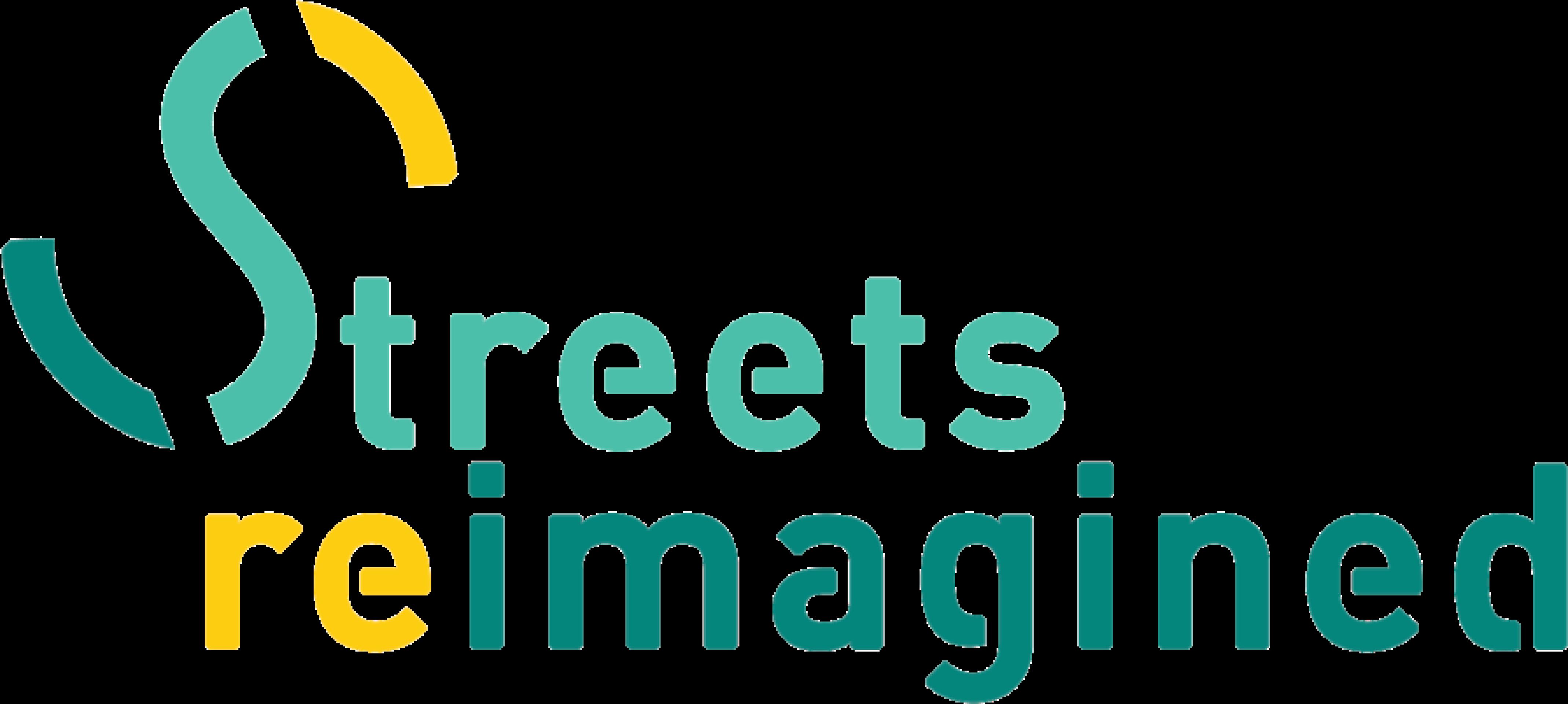 Streets Reimagined logo