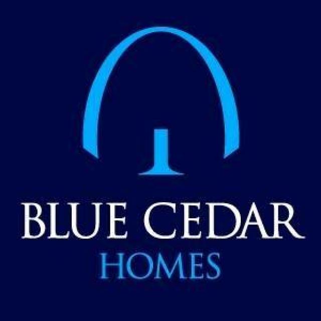 Blue Cedar Homes logo