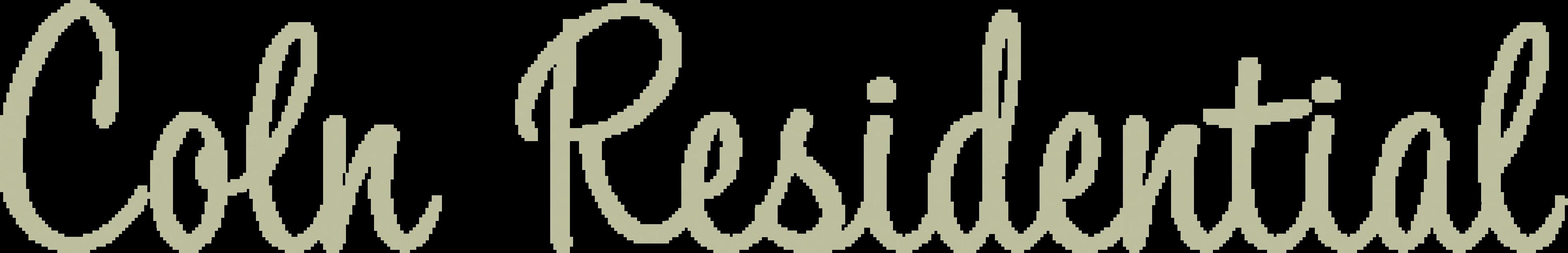 Coln Residential logo