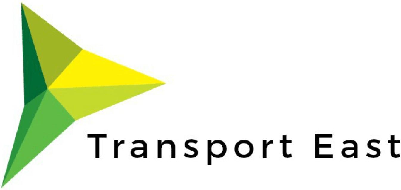Transport East logo